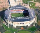 Stadium of Bolton Wanderers F.C. - Reebok Stadium -