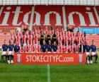 Team of Stoke City F.C. 2008-09