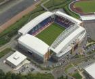 Stadium of Wigan Athletic F.C. - The DW Stadium -