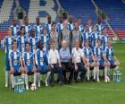 Team of Wigan Athletic F.C.