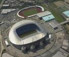 Stadium of Manchester City F.C. - City of Manchester Stadium -