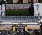 Stadium of West Ham United F.C. - Boleyn Ground -