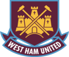 Emblem of West Ham United F.C.