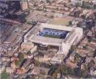 Stadium of Tottenham Hotspur F.C. - White Hart Lane -