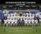 Team of Tottenham Hotspur F.C. 2007-08