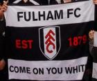 Flag of Fulham F.C.