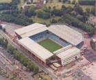 Stadium of Aston Villa F.C. - Villa Park -