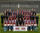 Team of Aston Villa F.C. 2009-10