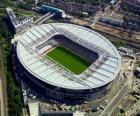 Stadium of Arsenal F.C. - Emirates Stadium -