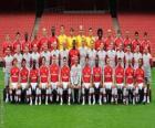 Team of Arsenal F.C. 2009-10