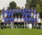 Team of Chelsea F.C. 2008-09