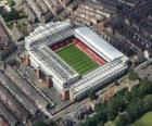 Stadium of Liverpool F.C. - Anfield -
