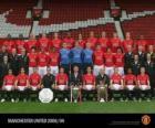 Team of Manchester United F.C. 2008-09