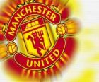 Emblem of Manchester United F.C.