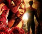 Spiderman with Mary Jane