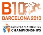 European Athletics Championships, Barcelona 2010