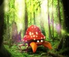 Parasect - Bug Grass type Pokémon