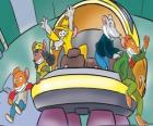 Geronimo Stilton, with other characters