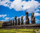 Moais of Rapa Nui