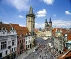 Historic Center of Prague, Czech Republic.