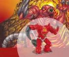 Magmion the lord of magma (Series 1) (Magma Tribe) (Power 9)