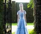 Alice (Mia Wasikowska) a young 19 year old, entering the Victorian mansion where he lived in his childhood