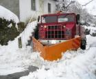 Snowplow doing their job