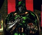 Doctor Doom is a supervillain and enemy of the Fantastic Four