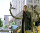 Doctor Octopus is a highly intelligent mad scientist, one of the greatest enemies of Spider-Man