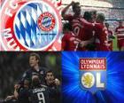 UEFA Champions League semifinal 2009-10, FC Bayern München - Olympique Lyonnais
