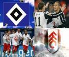 UEFA Europa League, semifinal 2009-10, Hamburger SV - FC Fulham