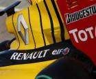 Renault F1 emblem