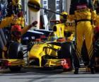 Robert Kubica - Renault - Bahrain 2010