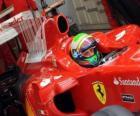 Felipe Massa - Ferrari - Shanghai 2010
