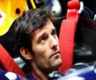 Mark Webber - Red Bull - Shanghai 2010
