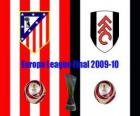 Europe League Final 2009-10 Atletico Madrid vs. Fulham FC