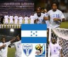 Selection of Honduras, Group H, South Africa 2010