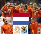 Selection of the Netherlands, Group E, South Africa 2010