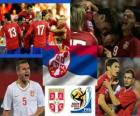 Selection of Serbia, Group D, South Africa 2010