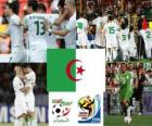 Selection of Algeria, Group C, South Africa 2010