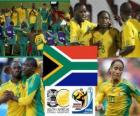 Selection of South Africa, Group A, South Africa 2010