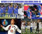 FC Getafe 6th Classified League BBVA 2009-2010