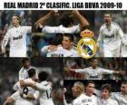 Ranked 2nd Real Madrid League BBVA 2009-2010