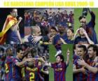 F.C Barcelona Champion League BBVA 2009-2010