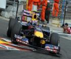 Mark Webber - Red Bull - Monte-Carlo 2010