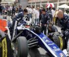 Nico Hülkenberg - Williams - Monte-Carlo 2010