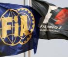Flags of the International Automobile Federation
