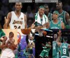 NBA Finals 2009-10, Game 2, Los Angeles Lakers 94 - Boston Celtics 103