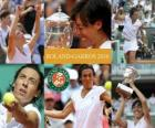 Francesca Schiavone Roland Garros Champion 2010