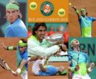 Rafael Nadal Roland Garros champion 2010